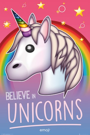 Believe In Unicorns, Emoji