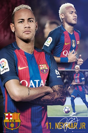 Neymar Jr - Barcelona Football Club