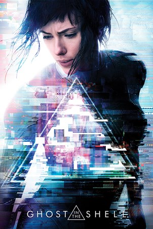 One Sheet - Ghost In The Shell