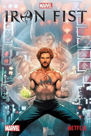 Iron Fist Comic - Marvel