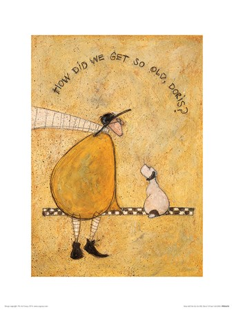How Did We Get So Old, Doris? - Sam Toft