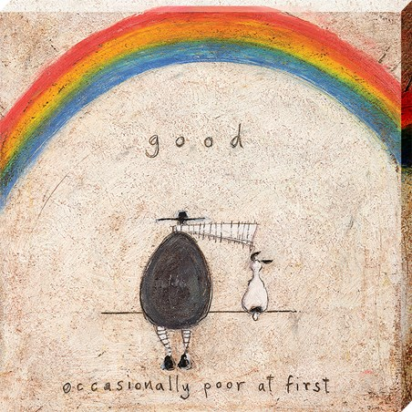 Good. Occasionally Poor at First - Sam Toft