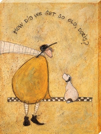 How Did We Get So Old Doris? - Sam Toft