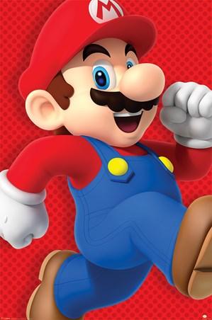 Run Mario! - Super Mario