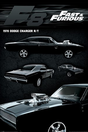 1970 Dodge Charger R/T - Fast & Furious
