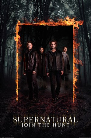 Through The Fire And Flames - Supernatural