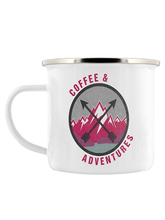 Framed The Perfect Combination - Coffee & Adventures