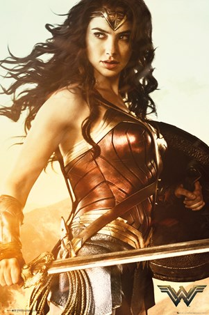 The Sword of Athena - Wonder Woman