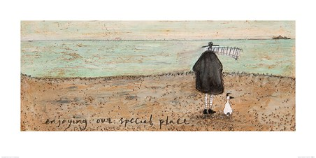 Enjoying our Special Place - Sam Toft