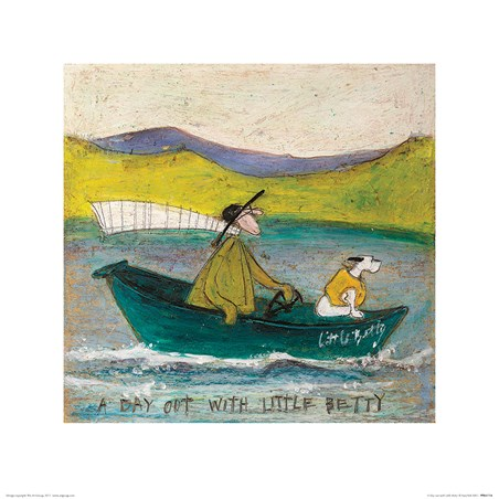Sam Toft A Day out with Little Betty -
