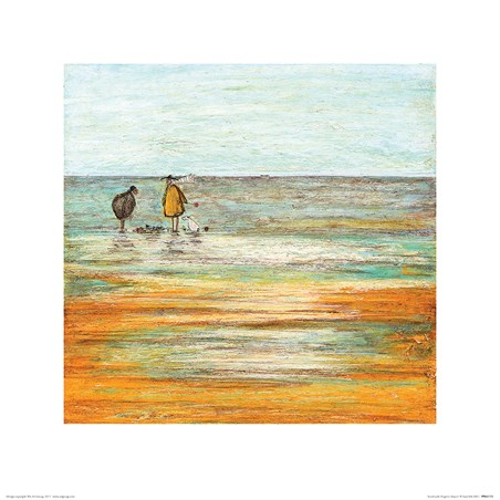 Sandcastle Progress Report - Sam Toft