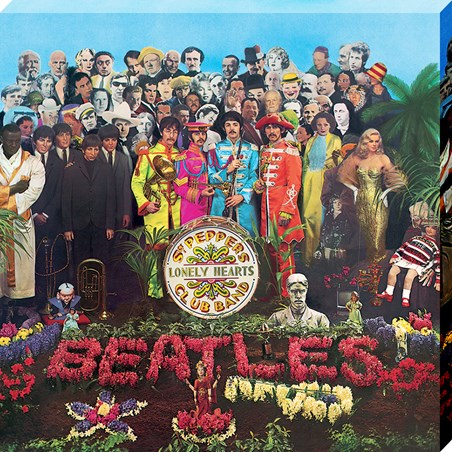 Sgt. Pepper - The Beatles