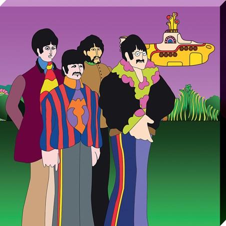 Yellow Submarine Band - The Beatles