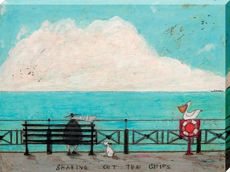 Sharing Out The Chips - Sam Toft