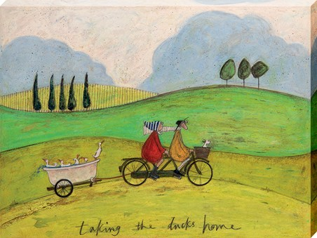Taking The Ducks Home - Sam Toft