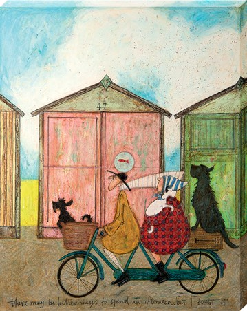 There May Be Better Ways To Spend An Afternoon - Sam Toft