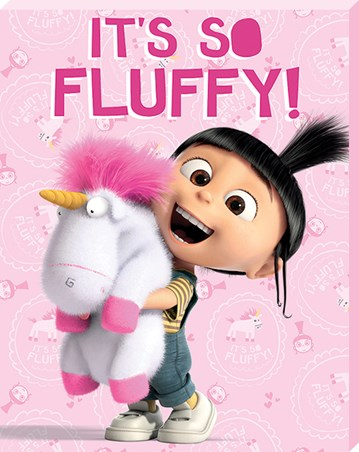 It's So Fluffy - Despicable Me