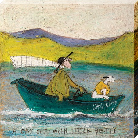 A Day Out With Little Betty - Sam Toft