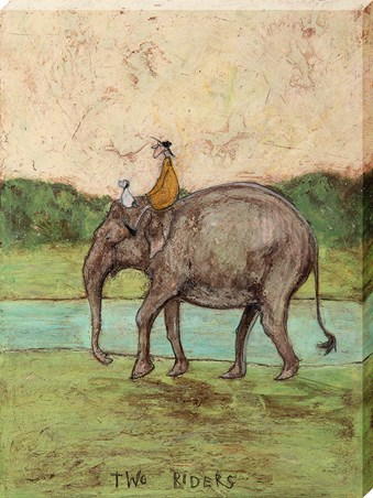 Two Riders - Sam Toft