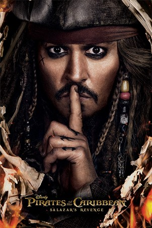 Can You Keep A Secret? - Pirates of the Caribbean: Salazars Revenge