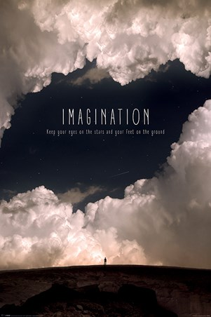 Framed Imagination - Motivational