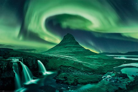 The Northern Lights - Aurora Borealis