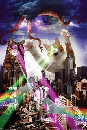 Apocalypse Meow - Animal Invasion