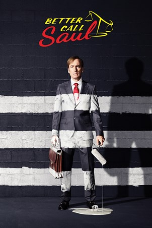 Painted Stripes - Better Call Saul
