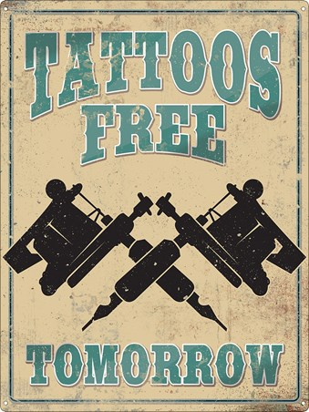 Tattoos Free Tomorrow - Tattoo Guns
