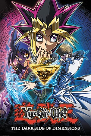 The Dark Side of Dimensions - Yu Gi Oh!