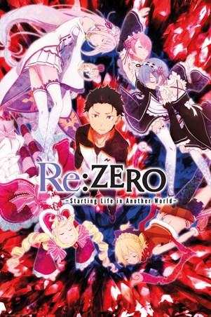 Framed Key Art - Re Zero