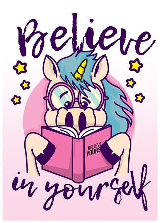Believe In Yourself, Unicorn