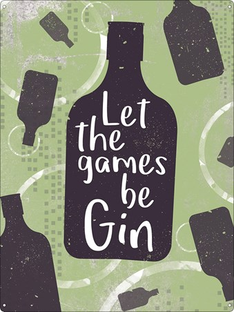 Let The Games Be Gin - That's The Spirit