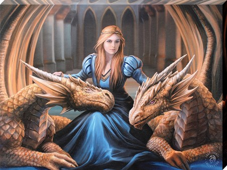 Loyal Company - Anne Stokes