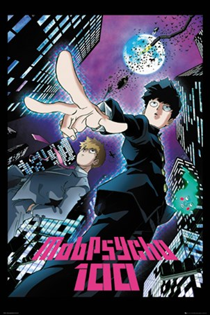 Mob Psycho 100 City - Duo
