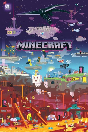 World Beyond, Minecraft