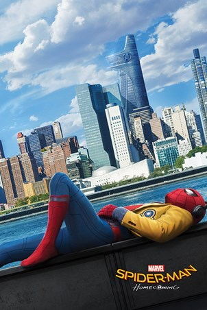 Homecoming Teaser - Spider-Man