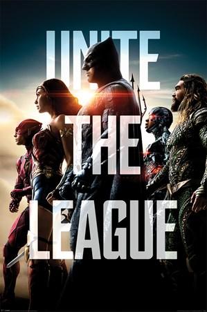 Unite The League - Justice League