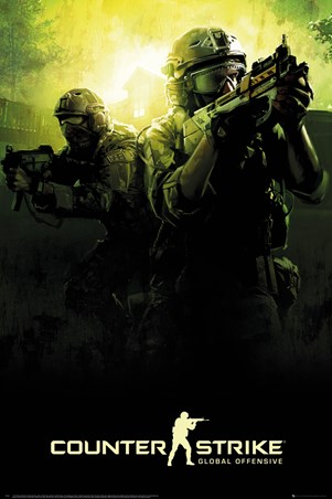 Global Offensive Team - Counter Strike