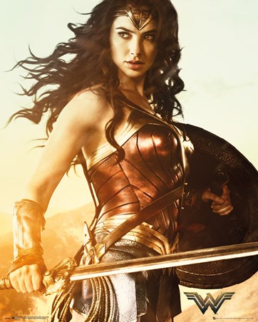 Diana Princess Of The Amazons - Wonder Woman