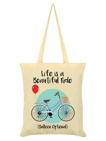Life Is A Beautiful Ride - Cream