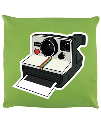 Retro Camera - Lime Green