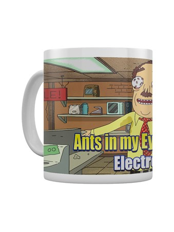 Ants In My Eyes Johnson - Rick and Morty