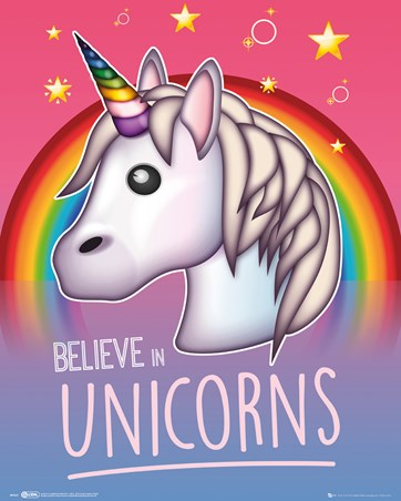 Rainbow Magic, I Believe In Unicorns