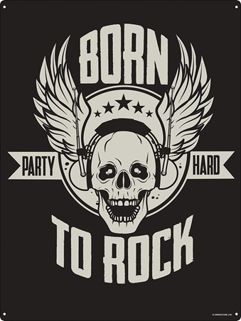 Born To Rock - Party Hard