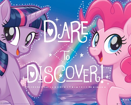 Dare to Discover - My Little Pony Movie
