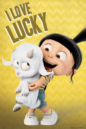 I Love Lucky - Despicable Me 3