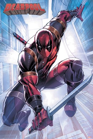 Action Pose - Deadpool