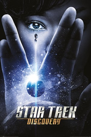 Discovery International One Sheet - Star Trek