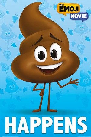 Poop Happens - The Emoji Movie